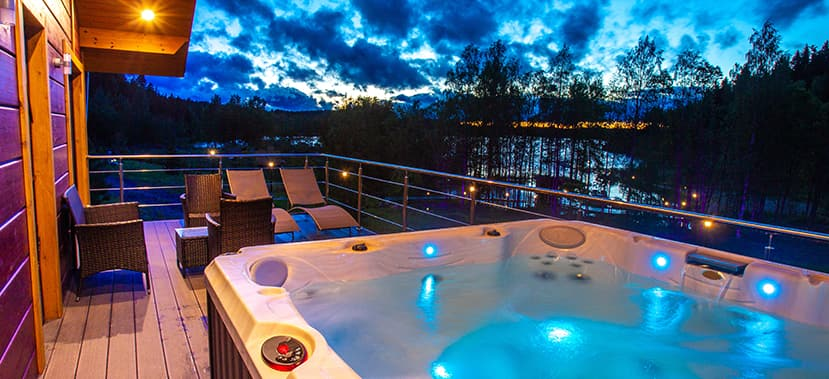 piscines et spa