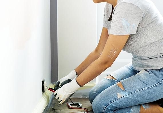 Inspection électrique professionnelle